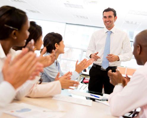 Treinamento - Condução de Reuniões