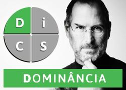 Personalidade DISC: Dominância